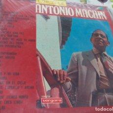 Discos de vinilo: LP. DOBLE -- ANTONIO MACHIN -- EXITOS DE :. Lote 179957677