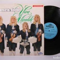 Discos de vinilo: DISCO LP DE VINILO - JAMES LAST / VIVA VIVALDI - POLYSTAR - AÑO 1985 - MADE IN ALEMANIA. Lote 179957761