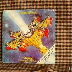 Discos de vinilo: BRIAN BENNETT – VOYAGE (A JOURNEY INTO DISCOID FUNK) / SOLSTICE, DJM RECORDS – DJO-618, 1978. . Lote 179959348