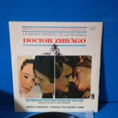 Discos de vinilo: LP - DOCTOR ZHIVAGO - BANDA SONORA. Lote 179963400