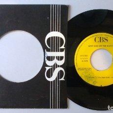 Discos de vinilo: NEW KIDS ON THE BLOCK / YOU GOT IT (THE RIGHT STUFF) / SINGLE 7 INCH PROMO UNA SOLA CARA. Lote 180006533
