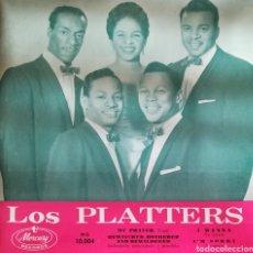 Discos de vinilo: DISCO LOS PLATTERS. Lote 180008023