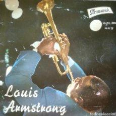 Discos de vinilo: SINGLE LOUIS ARMSTRONG. Lote 180008596