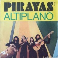 Discos de vinilo: DISCO PIRAYAS. Lote 180010493
