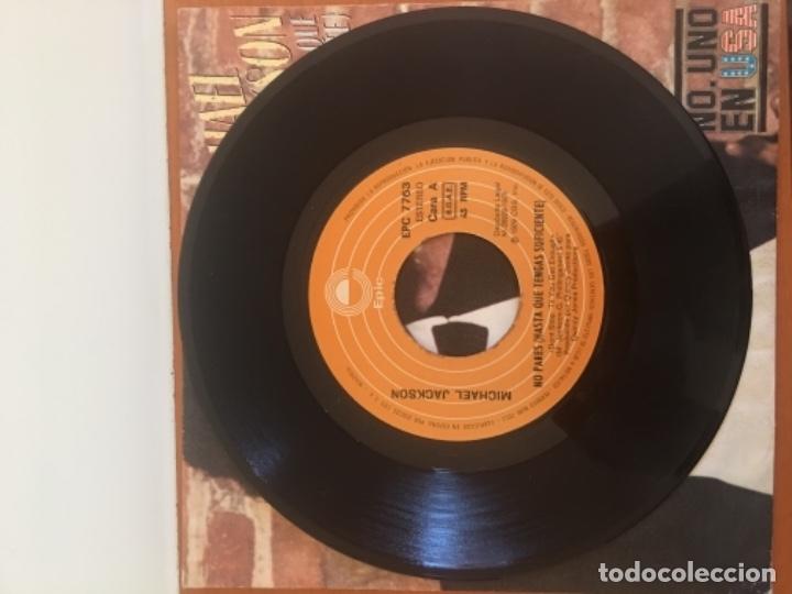 Discos de vinilo: MICHAEL JACKSON no pares año 1979 - Foto 2 - 180013292