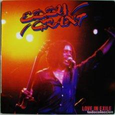 Discos de vinilo: EDDY GRANT-LOVE IN EXILE, AMOR EN EL EXILIO, ICE 17.2265/2. Lote 180015066