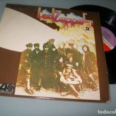 Discos de vinilo: LED ZEPPELIN - II ..LP DE ATLENTIC - - HISPAVOX .. ESPAÑA - 1ª EDICION ..1969- HATS 421-43.. Lote 180022312