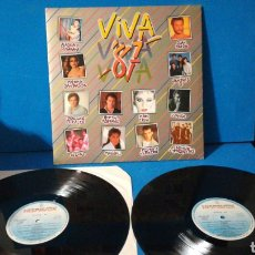 Discos de vinilo: DOBLE LP - VIVA 87. Lote 180027355