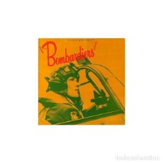 Discos de vinilo: LP SEARCH AND ENJOY / BOMBARDIERS / LP / 1985. Lote 180027850