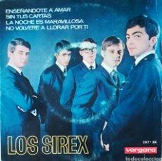 Discos de vinilo: DISCO LOS SIREX. Lote 180028381