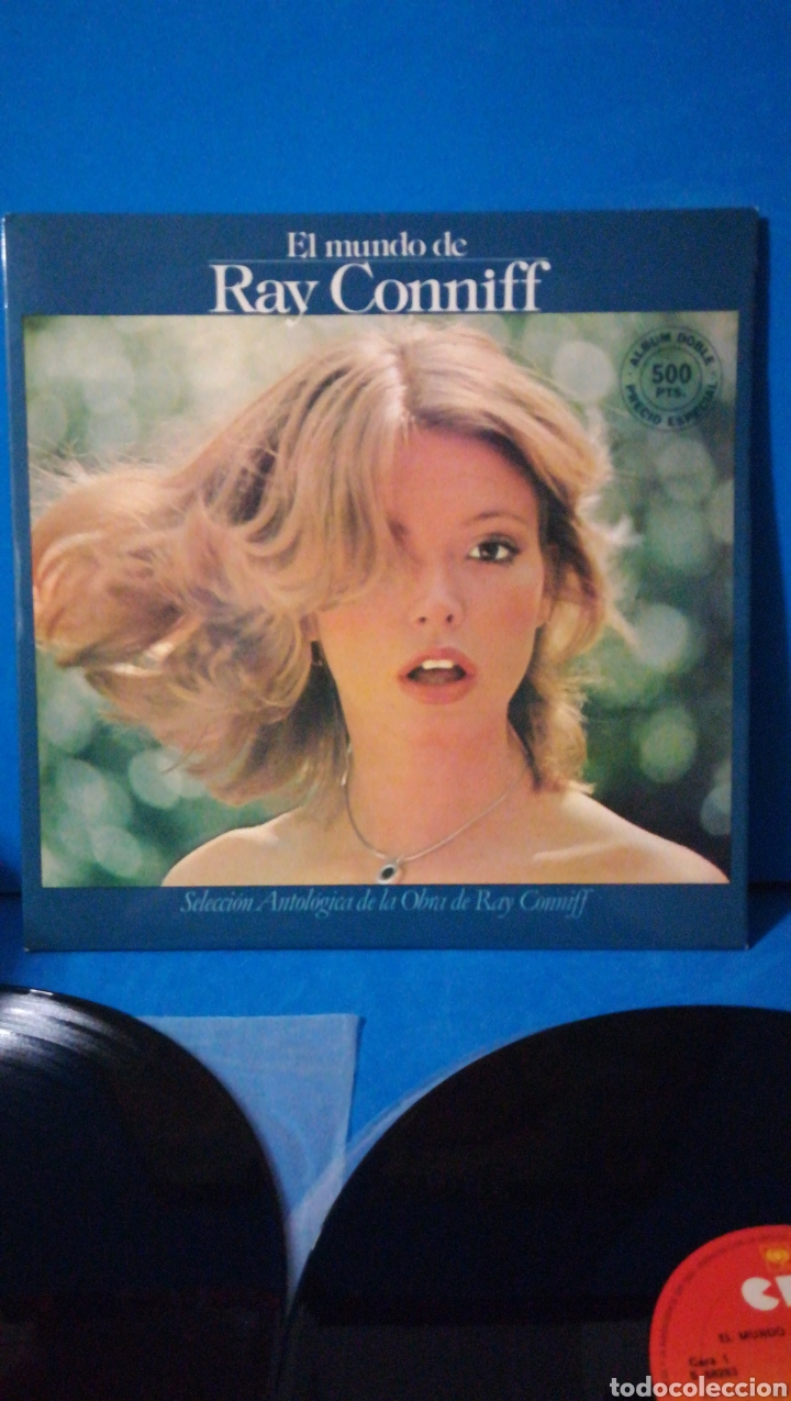 Discos de vinilo: Doble Lp - El mundo de Ray Conniff - Foto 2 - 180028658