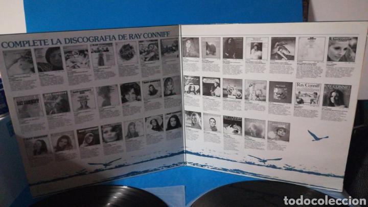 Discos de vinilo: Doble Lp - El mundo de Ray Conniff - Foto 4 - 180028658