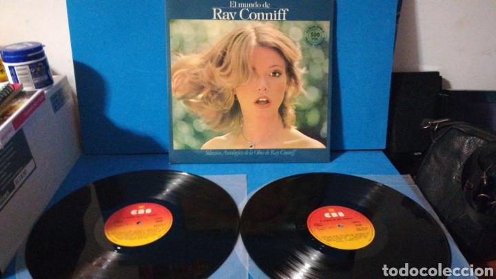 DOBLE LP - EL MUNDO DE RAY CONNIFF (Música - Discos - LP Vinilo - Cantautores Extranjeros)