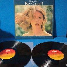 Discos de vinilo: DOBLE LP - EL MUNDO DE RAY CONNIFF. Lote 180028658