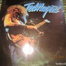 Discos de vinilo: TED NUGENT - TED NUGENT LP - ORIGINAL U.S.A. - EPIC RECORDS 1975 - DISCO MUY NUEVO (5). Lote 180031897