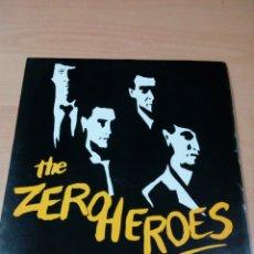 Discos de vinilo: THE ZERO HÉROES -LP RADIO FREE EUROPE - BUEN ESTADO - VER FOTOS. Lote 180033060