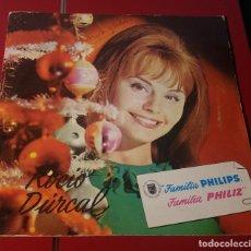 Discos de vinilo: ROCIO DURCAL. CANTA A LA NAVIDAD. FAMILIA PHILIPS FAMILIA PHILIZ. PHILIPS 1965.. Lote 180033941