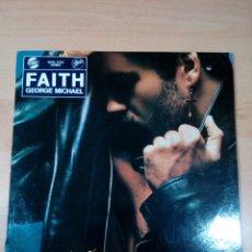 Discos de vinilo: GEORGE MICHAEL -LP FAITH - BUEN ESTADO - VER FOTOS. Lote 180035793