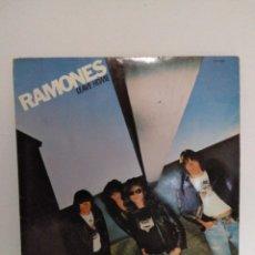 Discos de vinilo: RAMONES - LEAVE HOME -. Lote 180038378