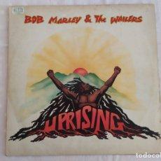 Discos de vinilo: BOB MARLEY & THE WAILERS – UPRISING. Lote 180039981