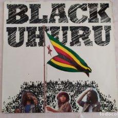 Discos de vinilo: BLACK UHURU – BLACK UHURU. Lote 180040283