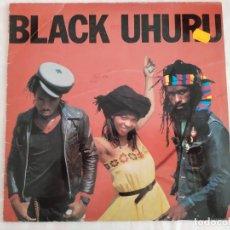 Discos de vinilo: BLACK UHURU – RED. Lote 180040418