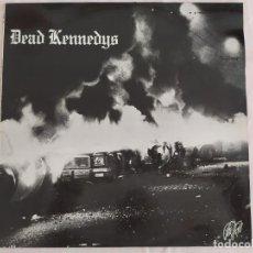Discos de vinilo: DEAD KENNEDYS – FRESH FRUIT FOR ROTTING VEGETABLES. Lote 180041403