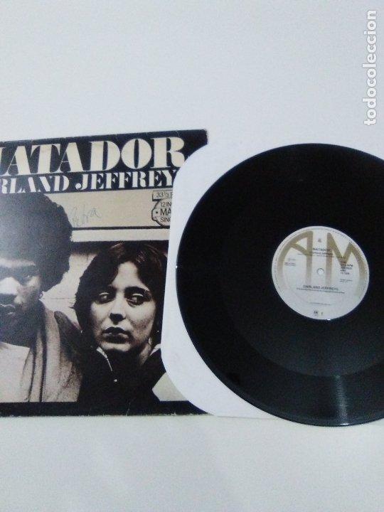 Discos de vinilo: GARLAND JEFFREYS Matador ( 1979 A&M HOLLAND ) - Foto 2 - 180042353