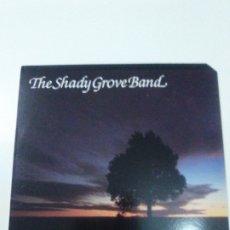 Discos de vinilo: THE SHADY GROVE BAND ON THE LINE ( 1987 FLYING FISH RECORDS USA ) EXCELENTE ESTADO. Lote 180042467