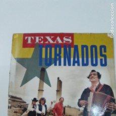 Discos de vinilo: TEXAS TORNADOS ( 1990 REPRISE GERMANY ) MUCHO USO EN CARPETA Y VINILO. Lote 180042532