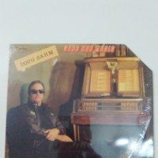 Discos de vinilo: DOUG SAHM JUKE BOX MUSIC ( 1988 ANTONE'S USA ) . Lote 180042570