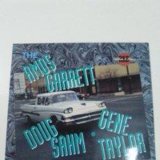 Discos de vinilo: THE AMOS GARRETT DOUG SAHM GENE TAYLOR BAND LIVE IN JAPAN ( 1991 NEW ROSE MARILYN ). Lote 180042636