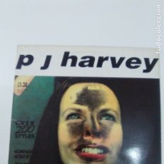 Discos de vinilo: PJ HARVEY SHEELA NA GIG / HAIR / JOE ( 1992 TOO PURE UK ). Lote 180042907