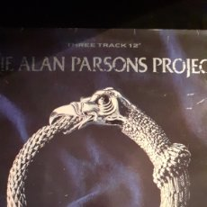 Discos de vinilo: MAXI SINGLE. THE ALAN PARSONS PROJECT. LET'S TALK ABOUT ME.. Lote 180051643