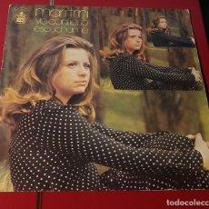 Discos de vinilo: MARI TRINI. YO CONFIESO Y ESCUCHAME. HISPAVOX 1971.. Lote 180074087