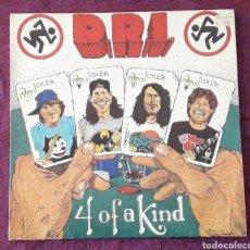 Discos de vinilo: D.R.I.- 4 OF A KIND (1988 METAL BLADE RECORDS). Lote 180081107