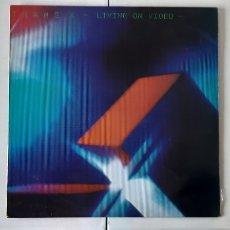 Discos de vinilo: TRANS-X. LIVING ON VIDEO. POLIDOR.1983. ESPAÑA. NORMAL.. Lote 180085092