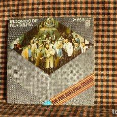 Discos de vinilo: MFSB ?– EL SONIDO DE FILADELFIA /ALGO POR NADA, PHILADELPHIA INTERNATIONAL RECORDS, PIR 2289, 1974. . Lote 180085657