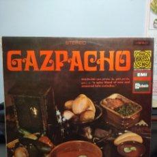 Discos de vinilo: LP THE BRASS RING : GAZPACHO ( SONIDO ONDA HERB ALPERT TIJUANA BRASS ). Lote 180085943