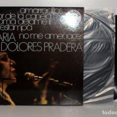 Discos de vinilo: MARÍA DOLORES PRADERA - DOBLE LP COMO NUEVO NOVOLA ZND-806 . Lote 180086568