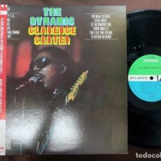 Discos de vinilo: CLARENCE CARTER - THE DYNAMIC CLARENCE CARTER ( JAPAN IMPORT ). Lote 209084536