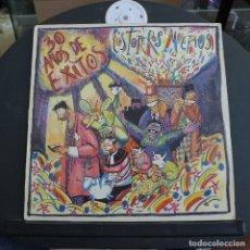 Discos de vinilo: TOREROS MUERTOS - 30 AÑOS DE EXITOS. Lote 180091487