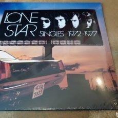 Discos de vinilo: LONE STAR SINGLES 1972 - 1977. LP VINILO PRECINTADO - OFICIAL. Lote 180091846