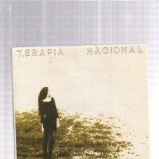 Discos de vinilo: TERAPIA NACIONAL VESTIDA DE NEGRO. Lote 180093006