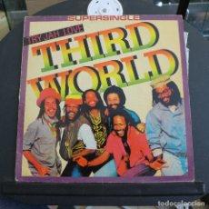 Discos de vinilo: THIRD WORLD - TRY JAH LOVE. Lote 180097762
