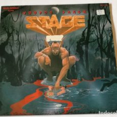 Discos de vinilo: STAGE - VOODOO DANCE - 1984. Lote 180104697