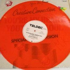 Discos de vinilo: CREATIVE CONNECTION - YOU'RE MY HEART, YOU'RE MY SOUL (SPECIAL DISCO VERSION) - 1985. Lote 180105378
