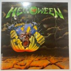 Discos de vinilo: DISCO LP VINILO HELLOWEEN - HELLOWEEN PRIMERA EDICION ALEMANA DE 1985. Lote 180105643