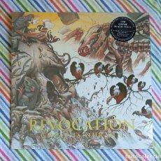 Discos de vinilo: REVOCATION - GREAT IS OUR SIN 12'' LP NUEVO Y PRECINTADO - DEATH METAL THRASH METAL. Lote 180106940
