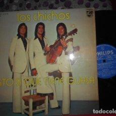 Discos de vinilo: LP - LOS CHICHOS - 66. Lote 180122610